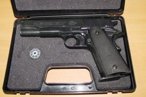 Umarex Colt 1911 б/у