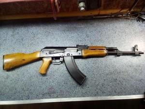 Полноразмерная пневматическая копия автомата Калашникова АК-47