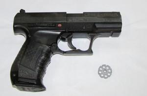 Пневматический пистолет вальтер Umarex Walther CP99 4,5 мм б/у