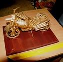 макет мотоцикла