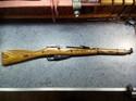 Пневматическая винтовка Gletcher M1891
