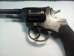 Сигнальный револьвер наган Р2 (б/у)